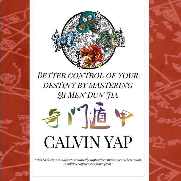 Better Control of Your Destiny by Mastering Qi Men Dun Jia